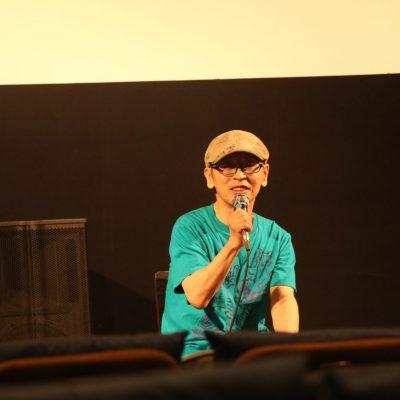 映画「SHIDAMYOJIN」遠藤ミチロウ監督による舞台挨拶を開催しました。