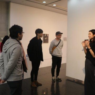 《1floor2017》澤田華ワークショップレポート