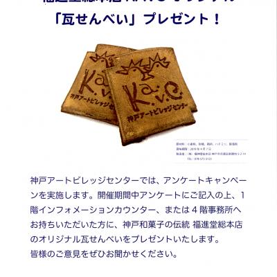 アンケートキャンペーン実施のお知らせ (2019年2月〜3月)