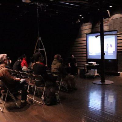 《ART LEAP 2018》 3/17(日)クロージングイベント「道具とサーカス」座談会を開催しました!